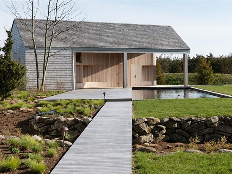 美国Martha葡萄园小木屋扩建