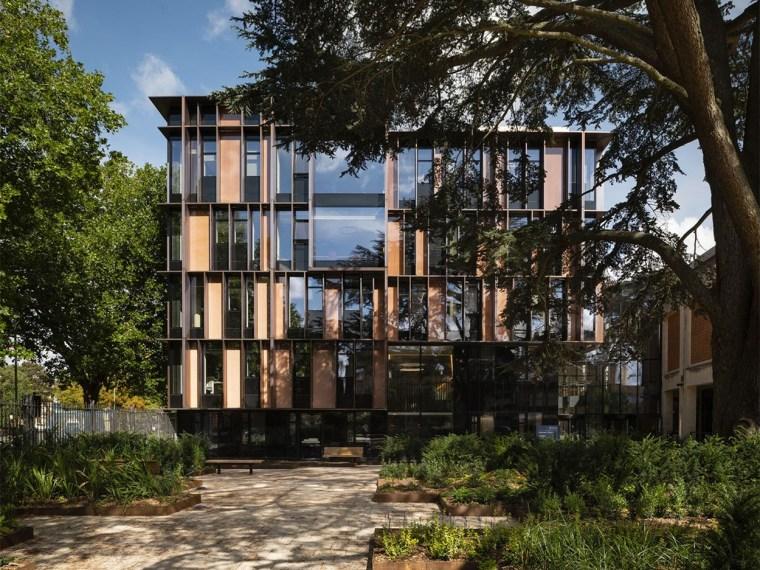 英国牛津大学教学楼