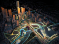 [浙江]SOM绍兴迪荡新城核心区城市规划设计方案文本