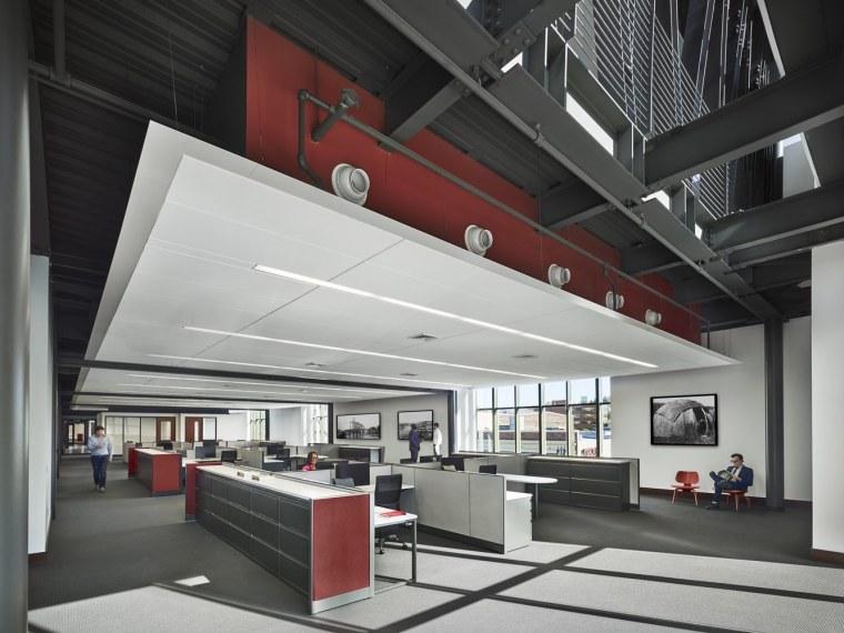 美国伊斯顿市政厅建筑-1 (8)