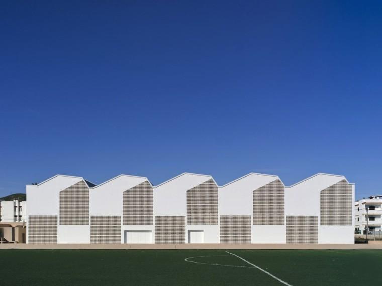 西班牙EsPuigd'enValls体育中心