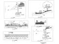 [四川]组团绿地住宅小区景观设计施工图