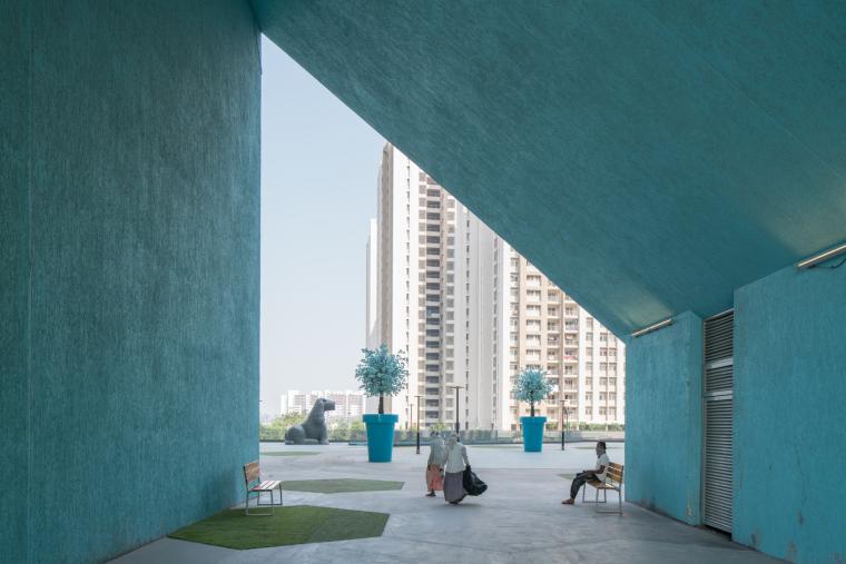 印度浦那未来之塔建筑-1410_Future_Towers_Pune_©Ossip