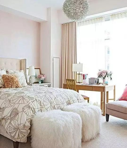 30套女人最爱的卧室设计?男同胞看了同样爱啊!_31