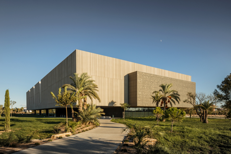 西班牙UMH大学综合楼
