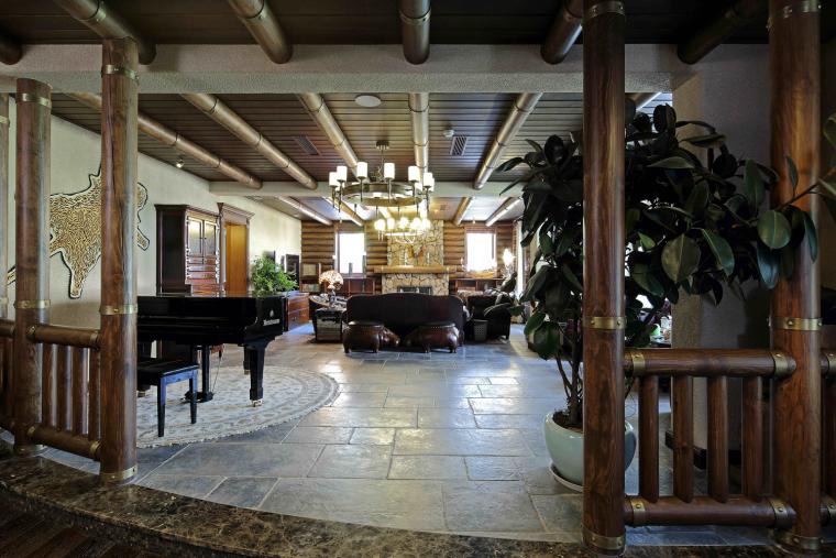 国内中式酒店设计风格