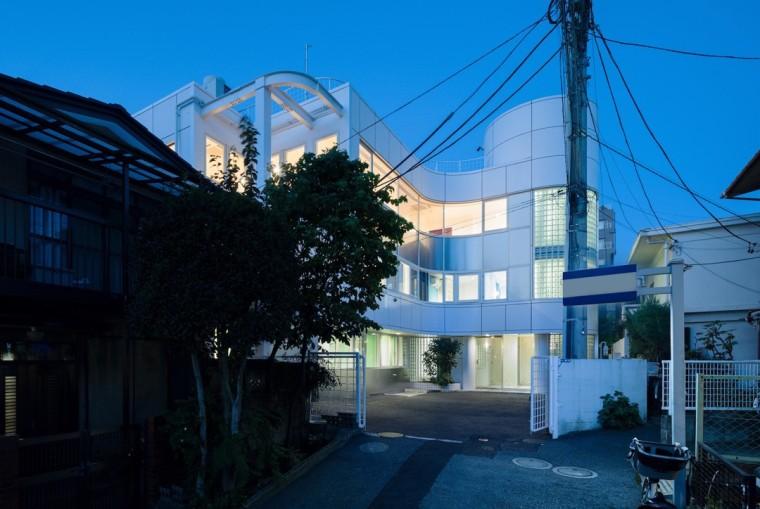 日本多彩的共享建筑-1