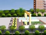 [江苏]居住区景观绿化设计毕业论文