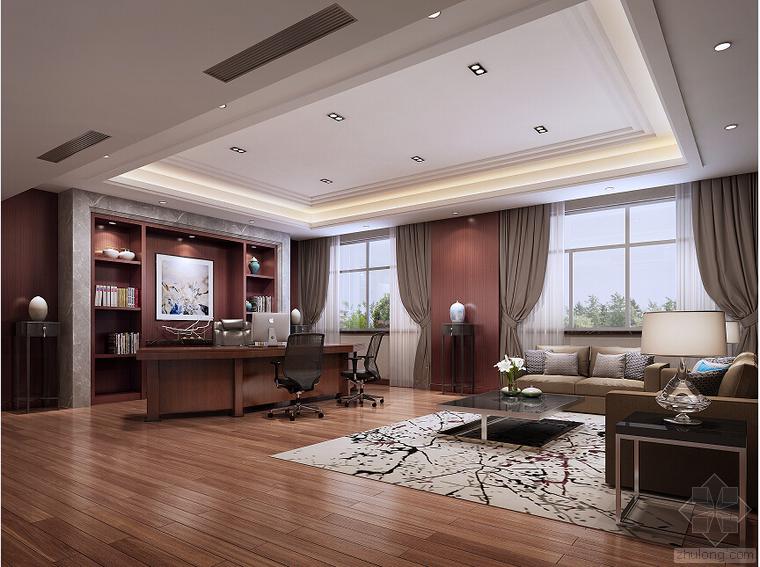 室内设计家装工装施工图及设计方案精品汇总_21