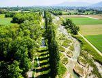 日内瓦Aire河畔花园与原始河道复兴!