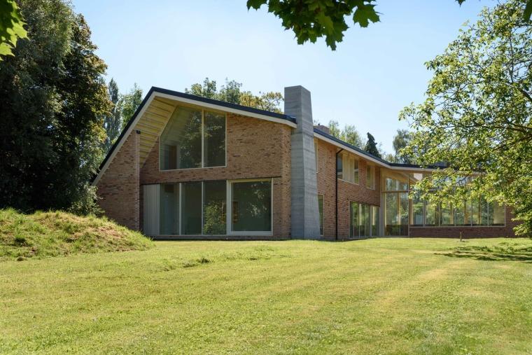 比利时完美的住宅