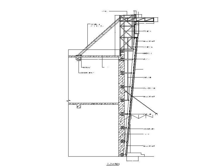 施工节点集合-铝塑板干挂