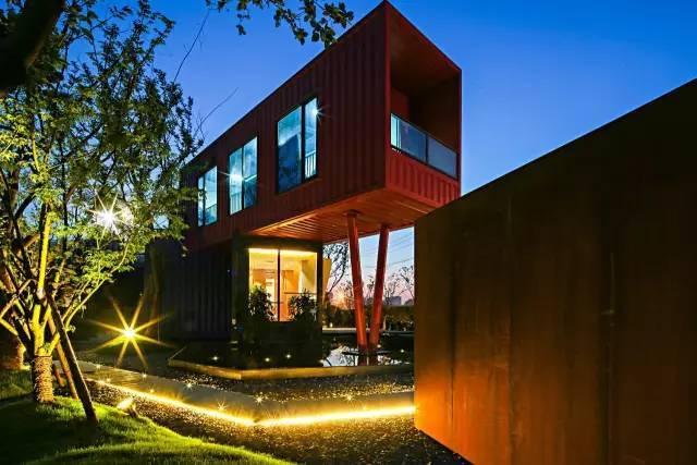 2个集装箱做的房子方案设计给大家参考_40