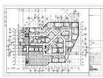 酒店中餐厅整套室内设计施工图(含施工图JPG)