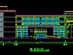 一栋某大学教学楼建筑施工国
