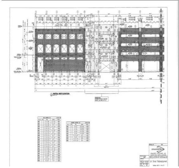 美国预制混凝土在立体停车场的运用案例(附图纸)_19