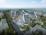 [上海]世界级流动性商业公共空间景观观设计方案+实景图