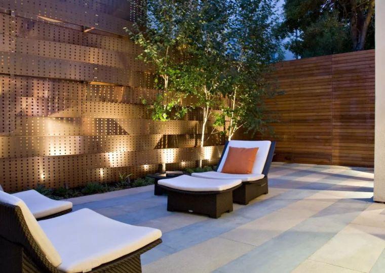 用心设计过的围墙,能让你家小院瞬间与众不同!_27
