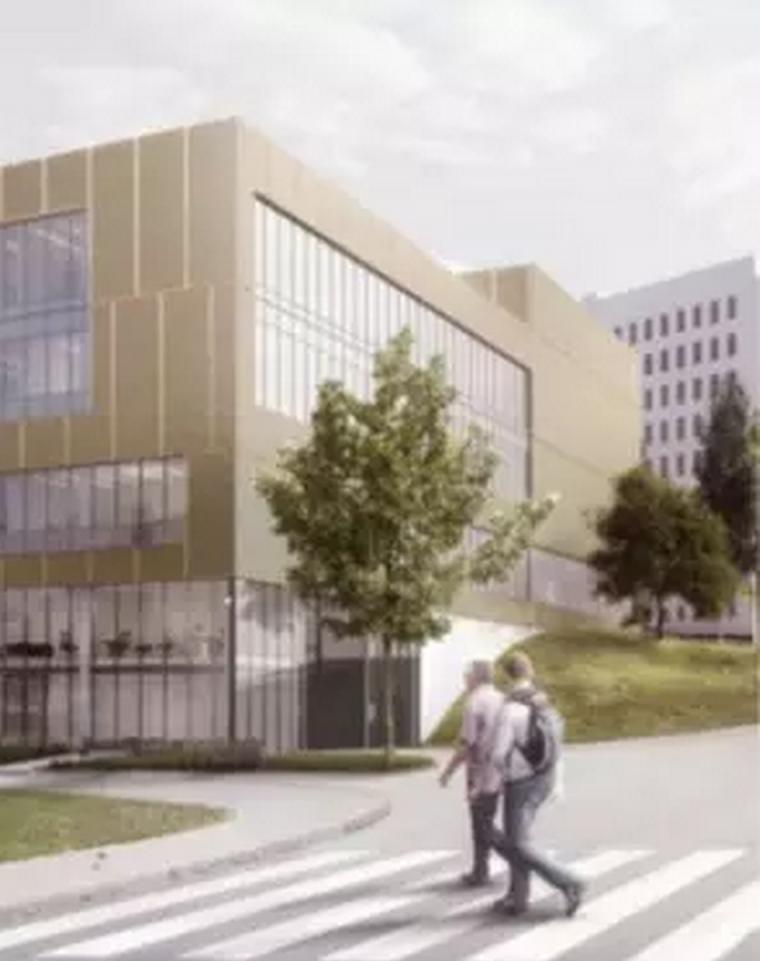 [OPEN BIM解决方案]BIMeye与ARCHICAD——斯德哥尔摩南方医院案