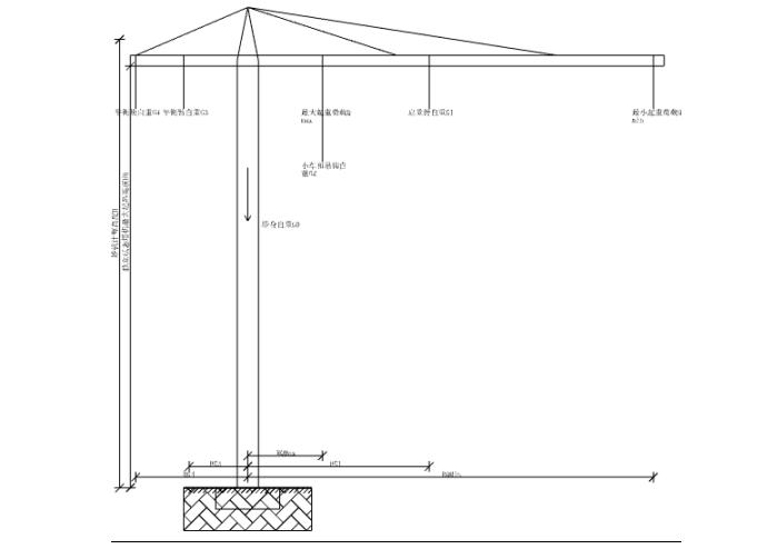 碧桂园·龙城天悦群塔作业专项施工方案