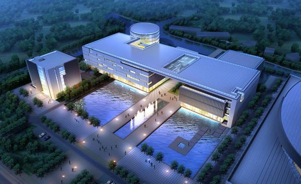 [成都]博览中心停车场基层施工土建及安装工程预算书