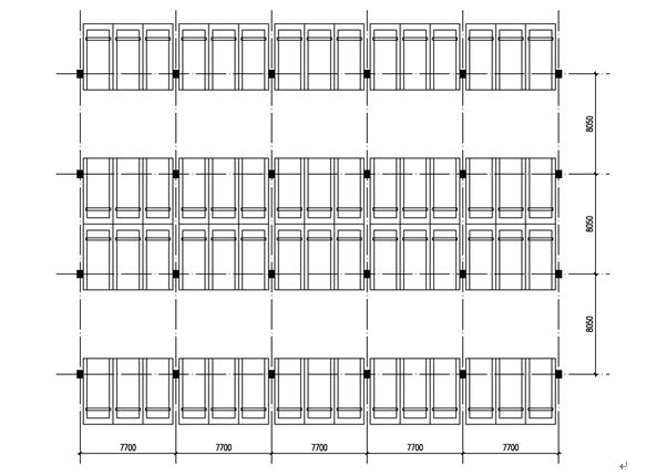 中海地产华东区地下车库结构设计标准