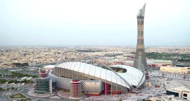 卡塔尔才是真土豪!2022世界杯球场一掷千金,国足4年后也许还能_25