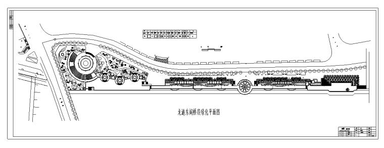 龙游滨河绿地施工图._4
