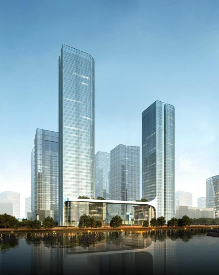 浙江建工中福广场项目基于BIM工程施工综合应用