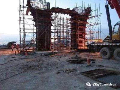 桥梁建筑工序_7