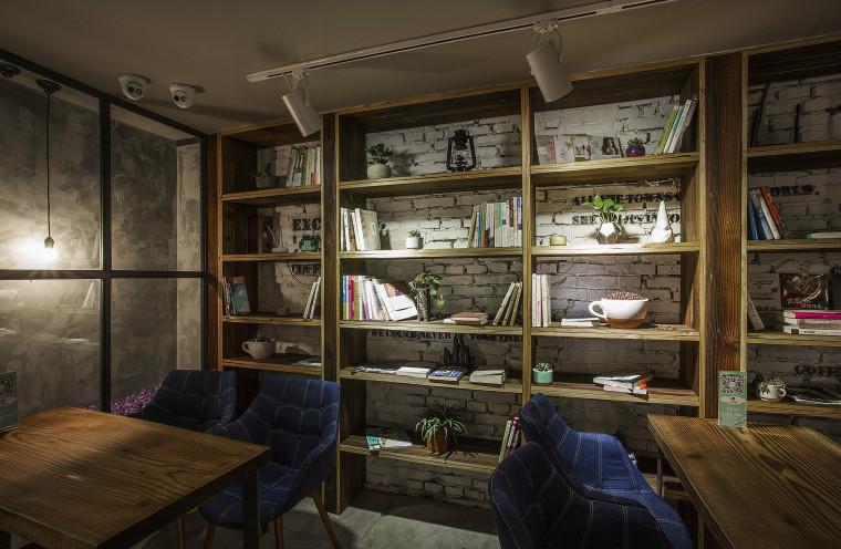 咔法天使咖啡厅设计方案文本