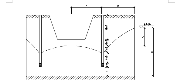 降水、沉井及顶管施工方案