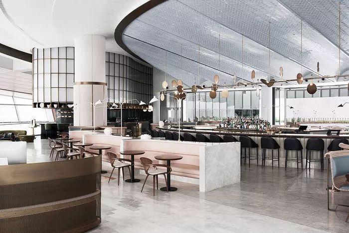 别找了,2018年最好看的餐饮空间设计都在这里了_79