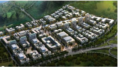 [重庆]两江新区中韩产业园规划方案文本