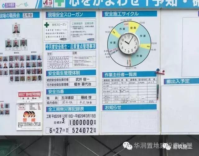"""涨姿势!揭秘日本建筑施工""""可视化""""管理全过程!"""