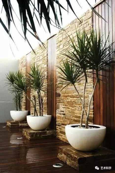 景观风水丨庭院围墙设计中的讲究_10