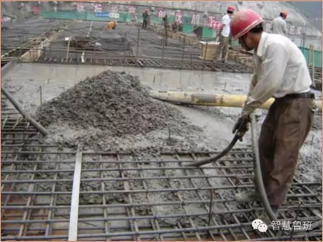 主体结构混凝土浇筑技术交底