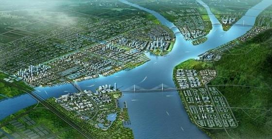 [广州]高端滨水城市综合体建筑设计方案文本