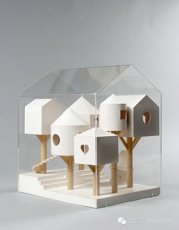看看国外学生/建筑师的概念模型_24