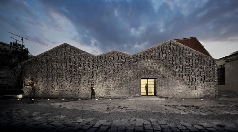 [赏析]池社—上海创盟国际建筑设计有限公司
