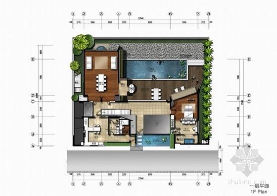 [海南]新中式海景商务度假酒店概念设计方案