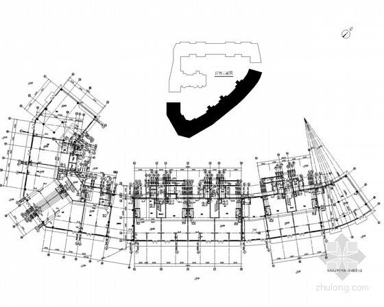 [北京]商品住宅小区建筑给排水施工图(488张)