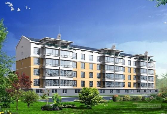 住宅建筑安装工程量清单结算书(工程审计 全套)