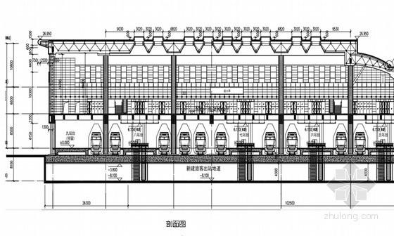 [内蒙古]火车站工程高支模专项施工方案(165页)