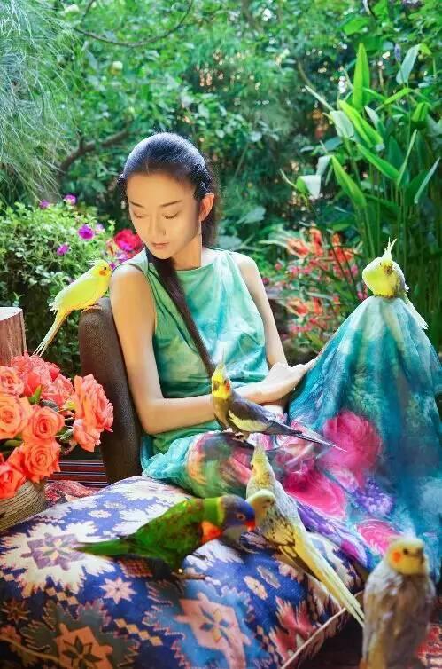 神仙的日子,杨丽萍的宅子,冯唐的院子~_19