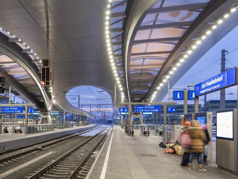 奥地利格拉茨火车站重建_8