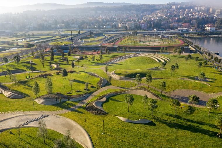 2019全球景观案例大盘点——100套公园景观_7