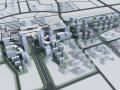 [河北]秦皇岛火车站周边片区总平面规划设计方案文本