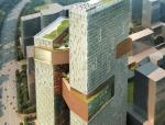 [深圳]超高层塔楼总承包工程防水施工方案(BAC自粘防水卷材)
