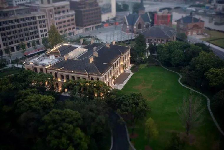 上海这些百年建筑免费参观